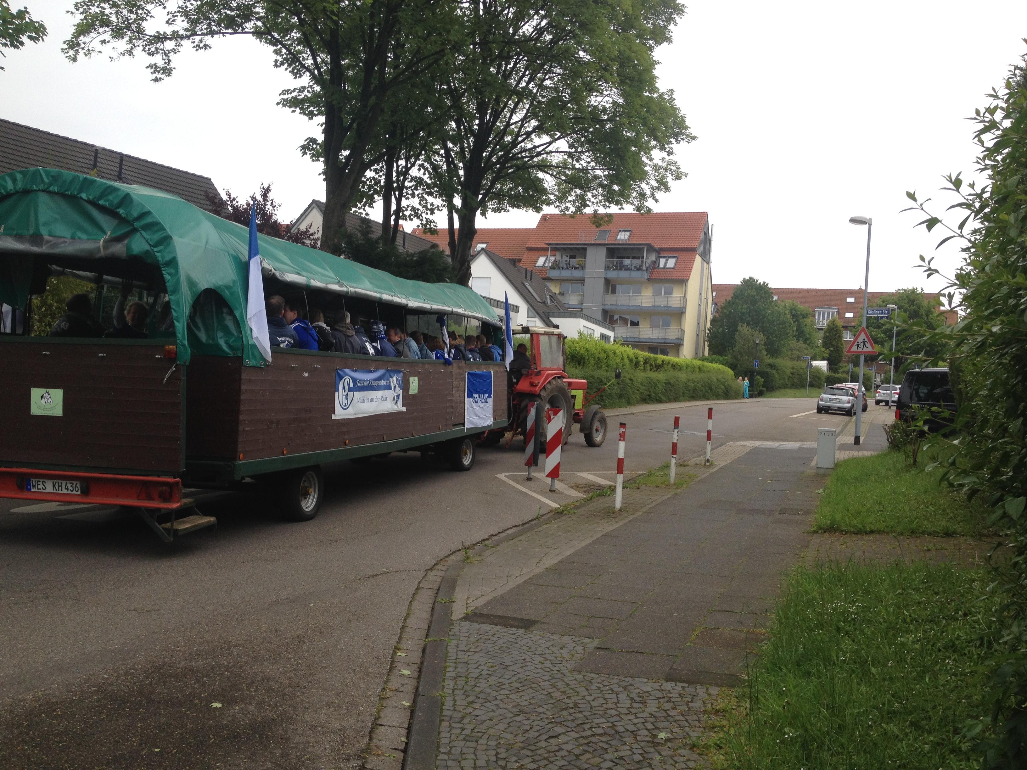 Planwagenfahrt 2016/2017